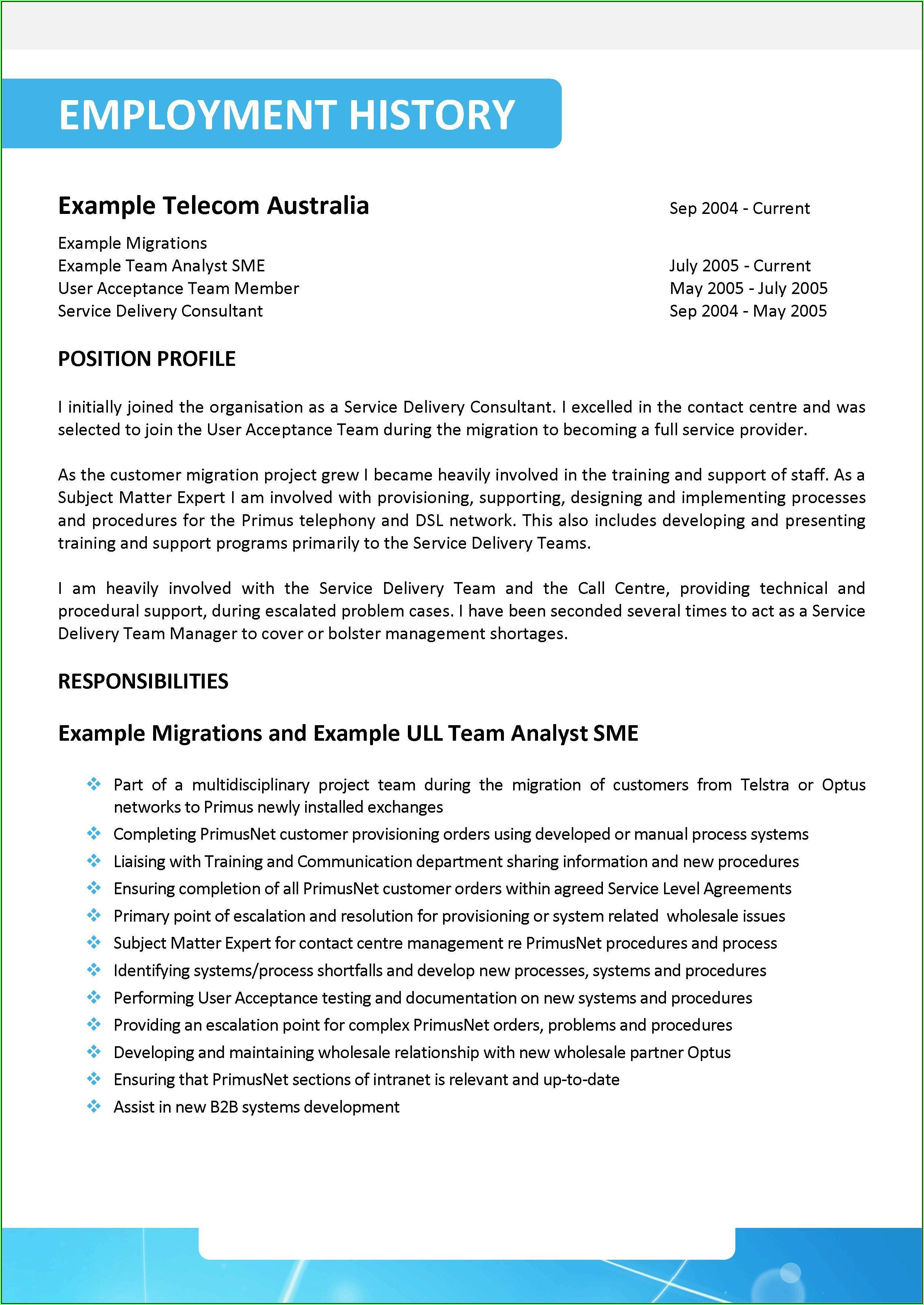 Free Cover Letter And Resume Builder
