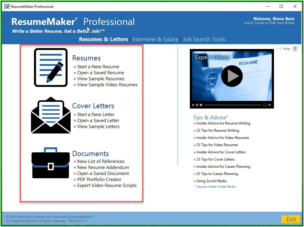 Free Download Cv Maker Software