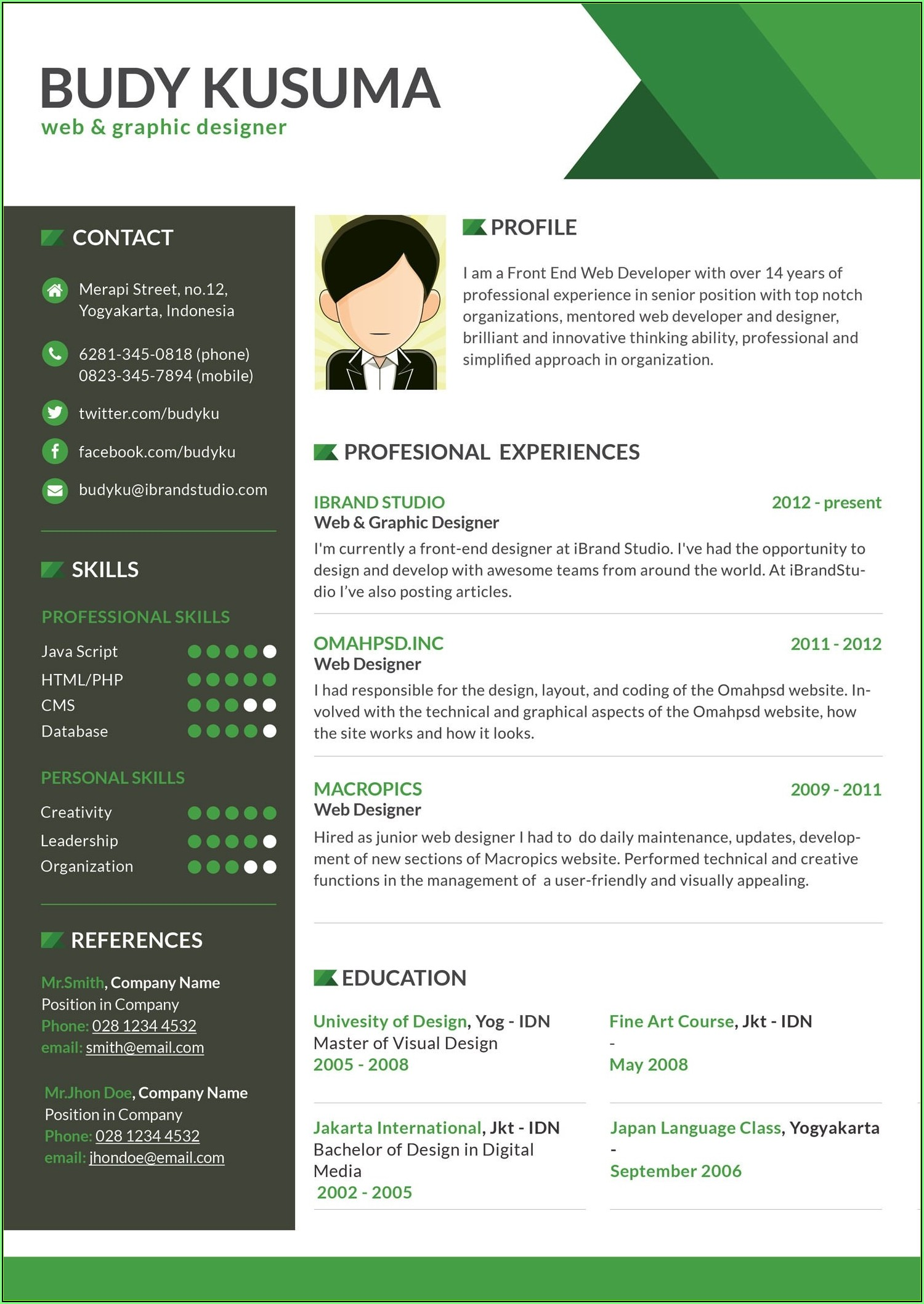 Free Printable Resume Builder Download