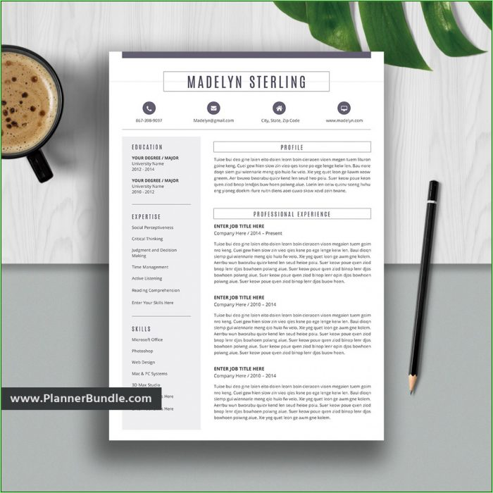 Free Resume Samples For College Students