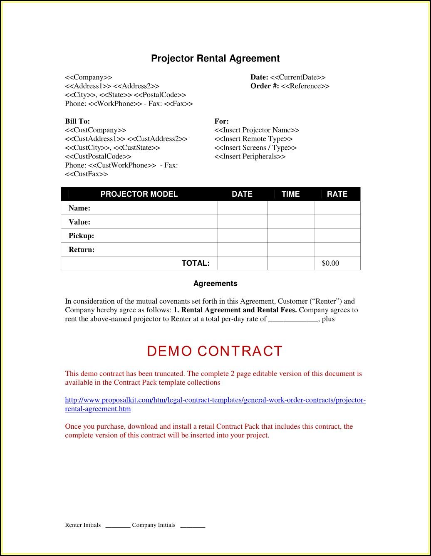pasture rental agreement template  template 2  resume