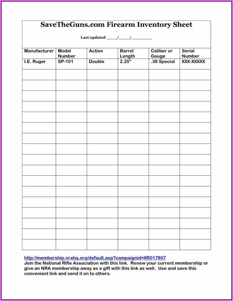 Free Printable Bookkeeping Templates