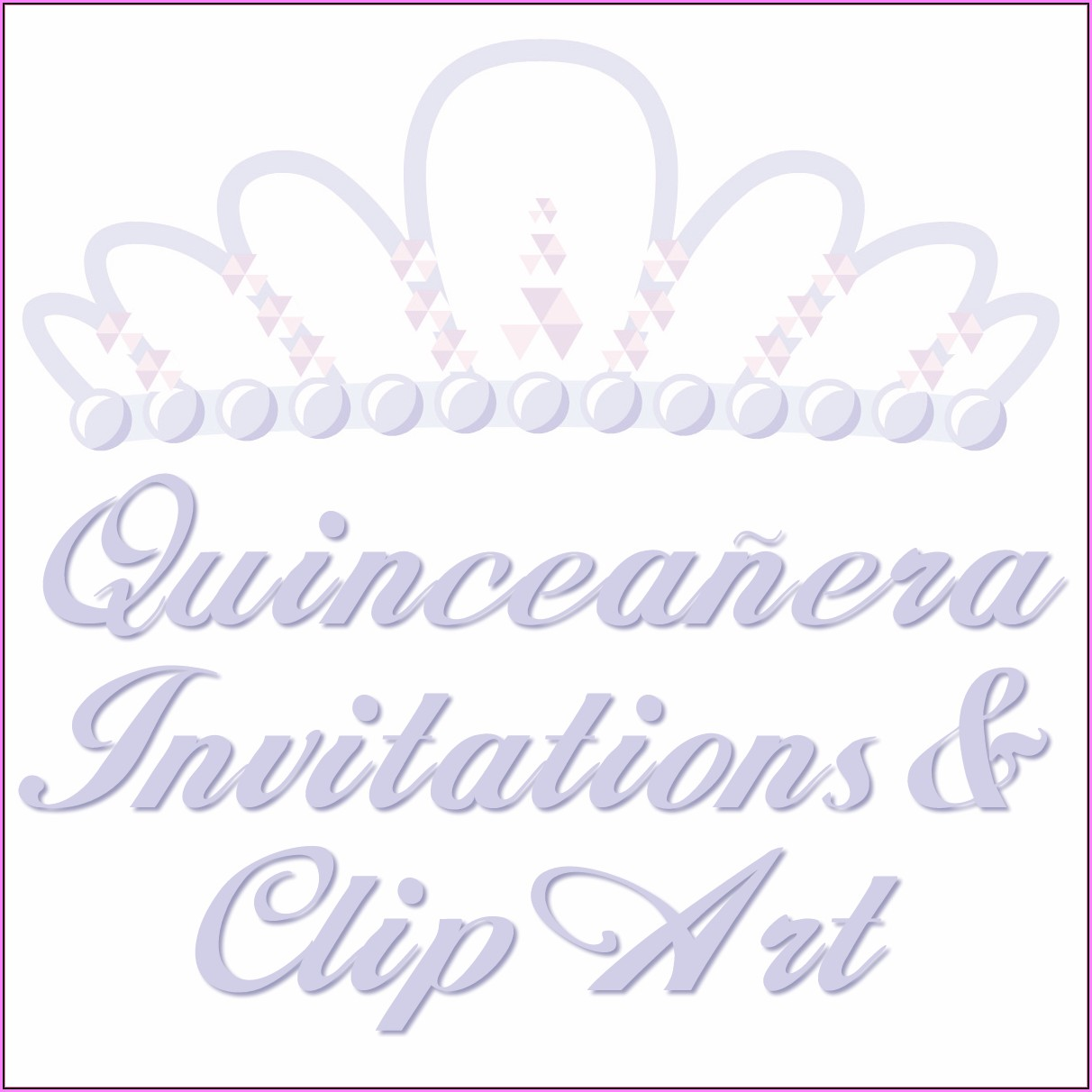 Free Printable Quinceanera Invitation Templates