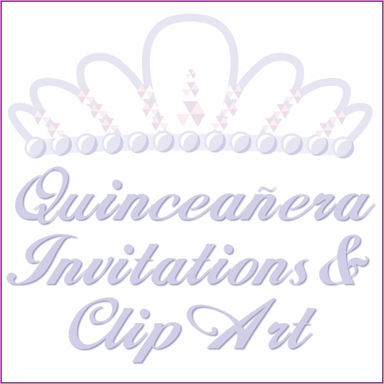Free Quinceanera Invitation Templates