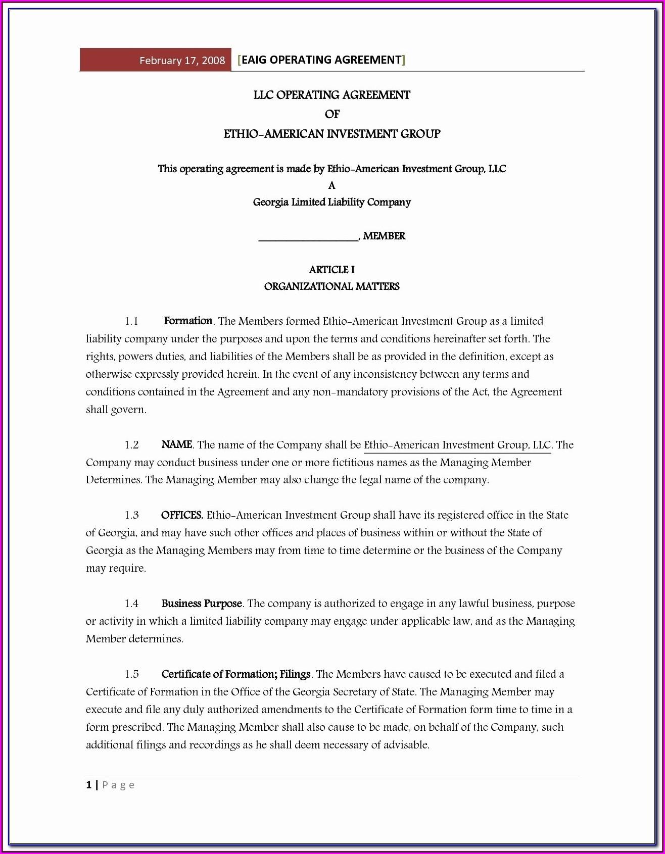 Free Virginia Separation Agreement Form