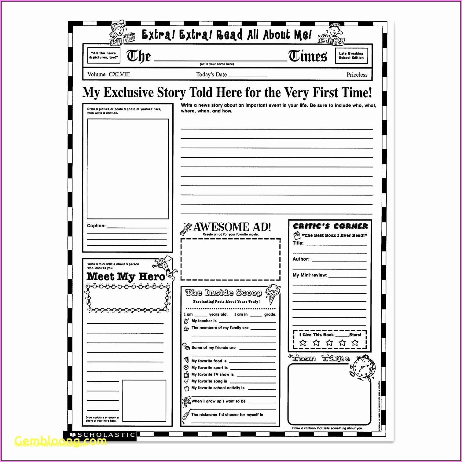 House Construction Punch List Template