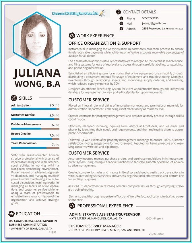 How To Make A Good Resume 2018