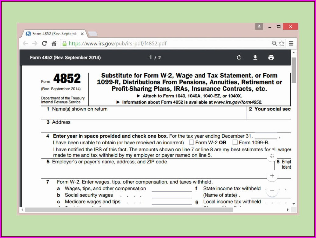 Irs Form 1099 Misc 2016 Printable