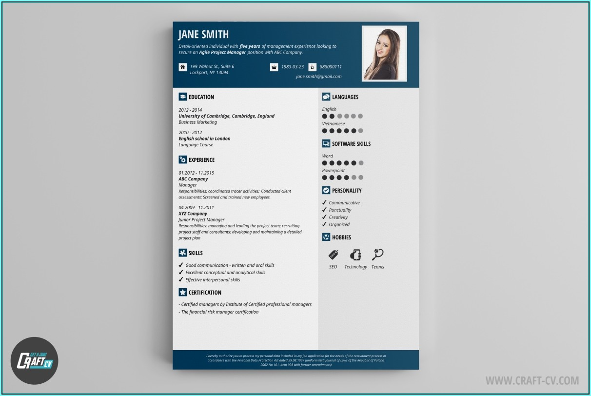 Is There A Free Resume Builder Site