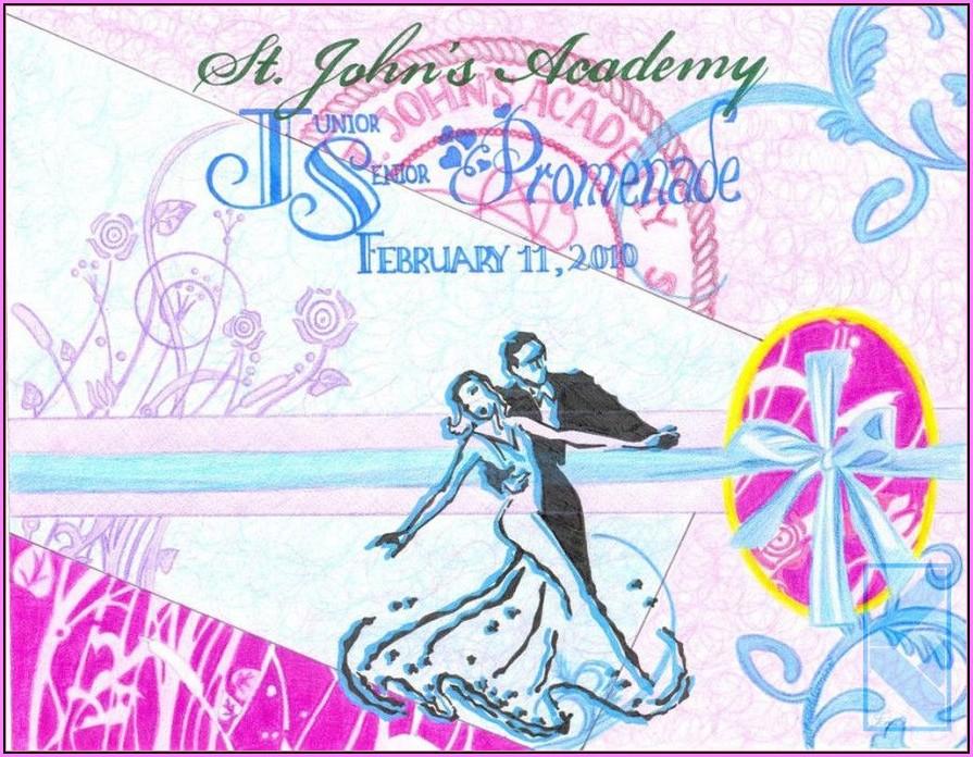 Js Prom Invitation Templates