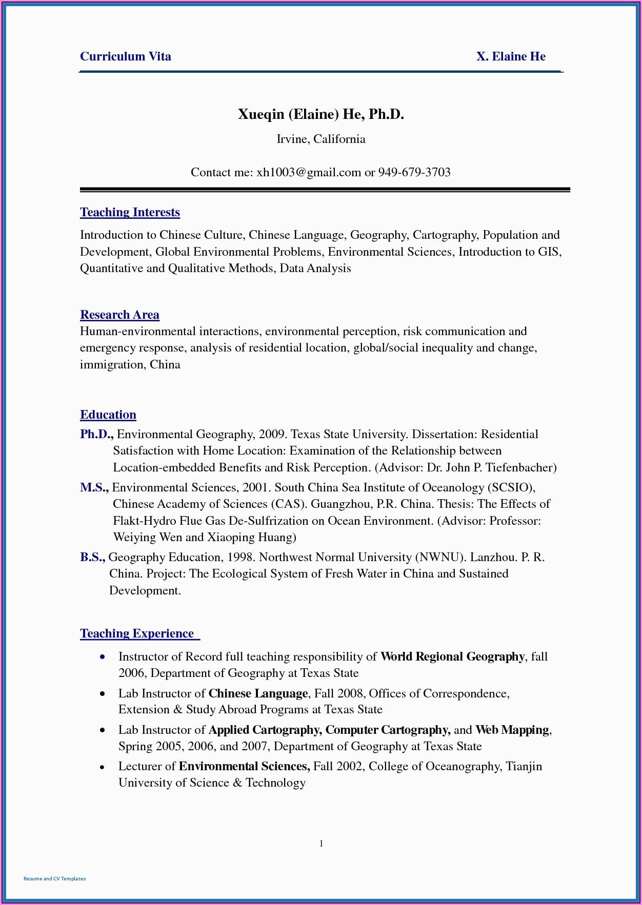 Lpn Sample Resume Templates