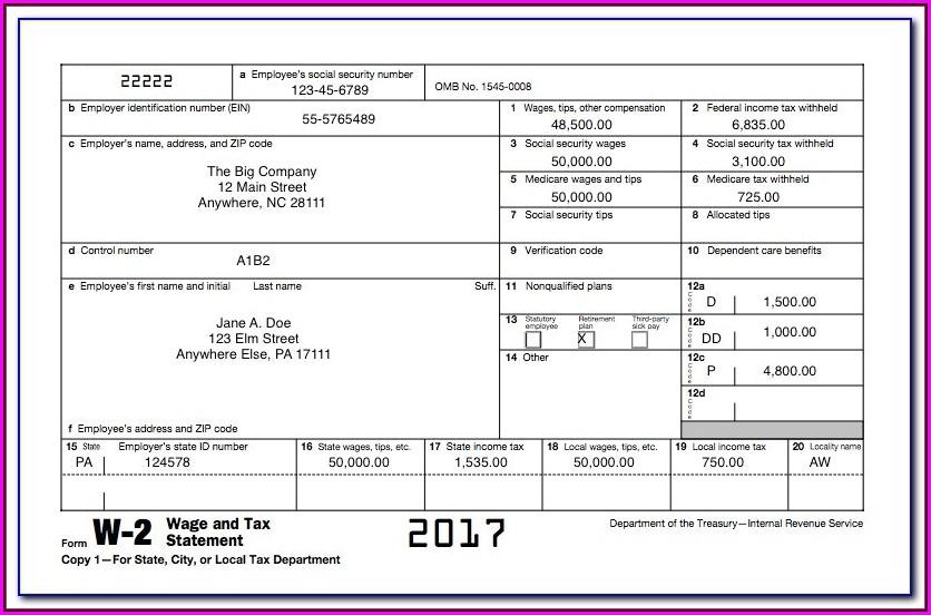 Mcdonalds W2 Form Online