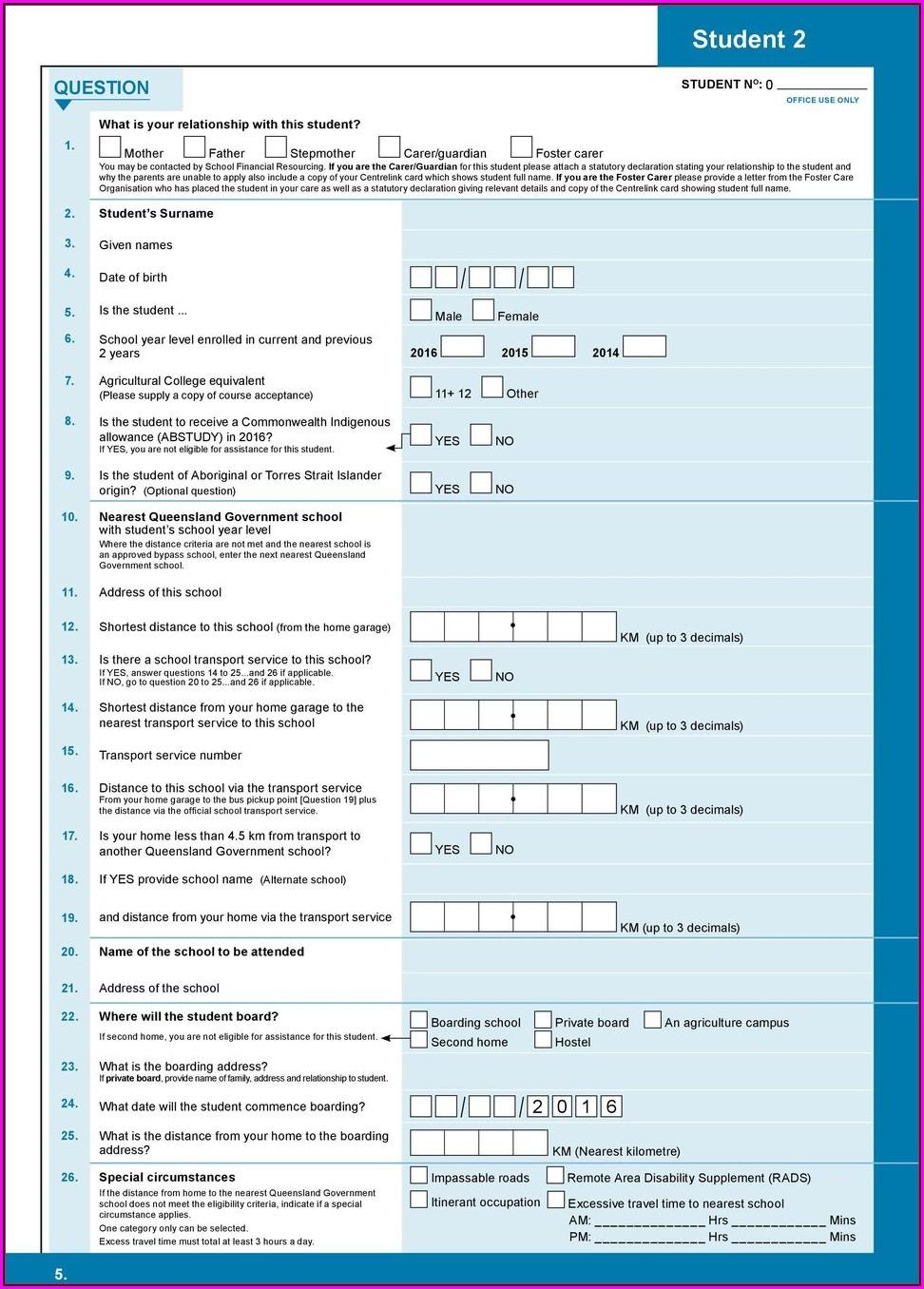 Medicare Indigenous Enrolment Form