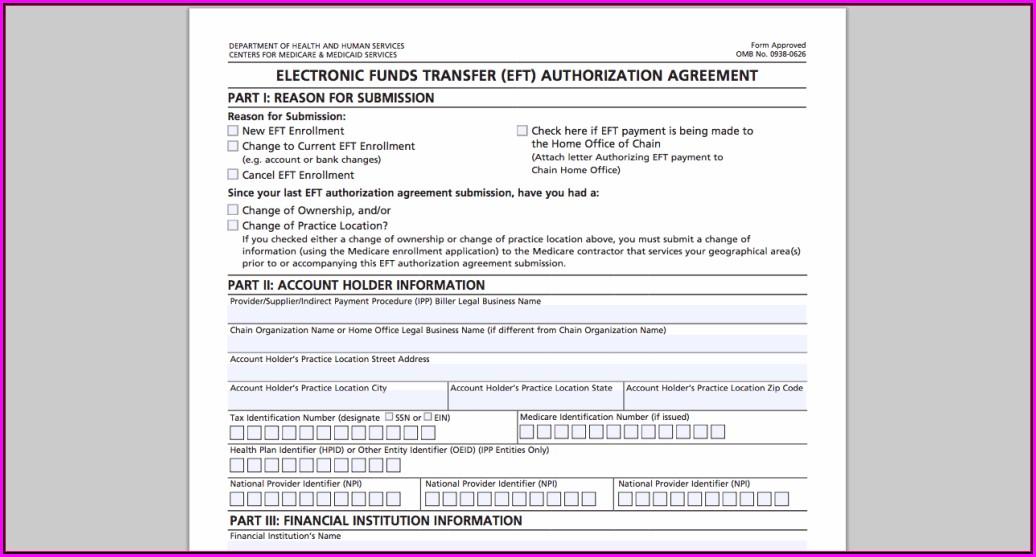 Medicare Part B Forms Online