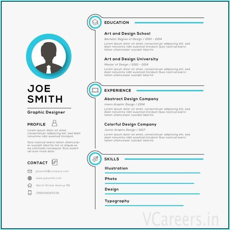 Modern Resume Builder Online