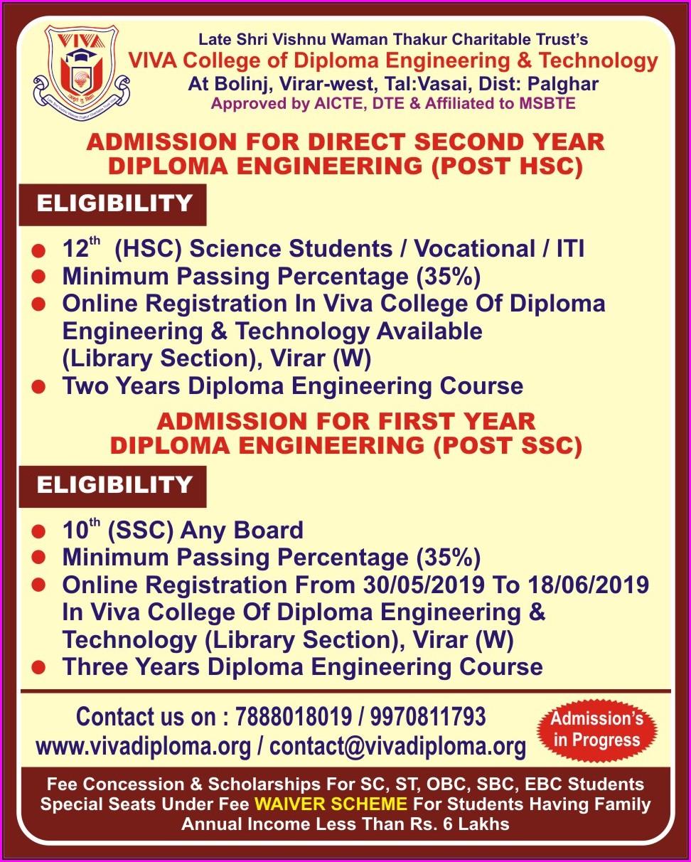 Msbte Scholarship Online Form