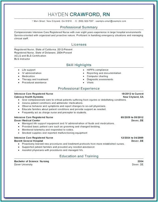 Office Administrator Resume Word Format