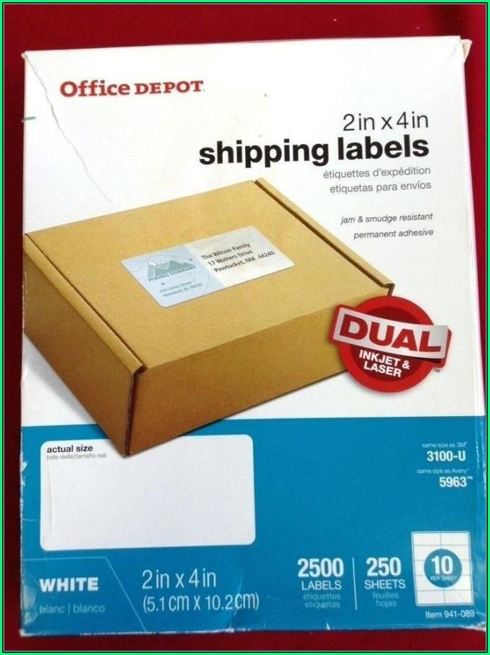 Officemax Label Template 14 Per Sheet