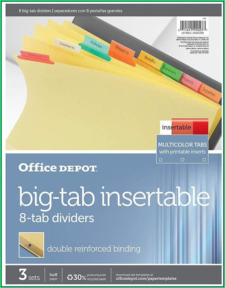 Officemax Label Template Om99023