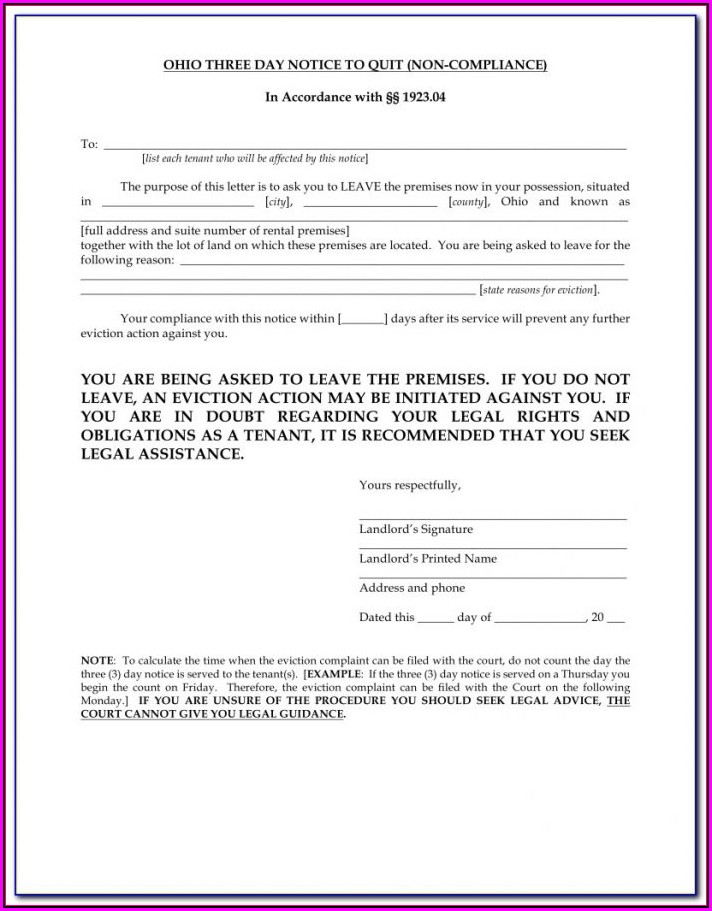 Ohio Form 1099 Misc