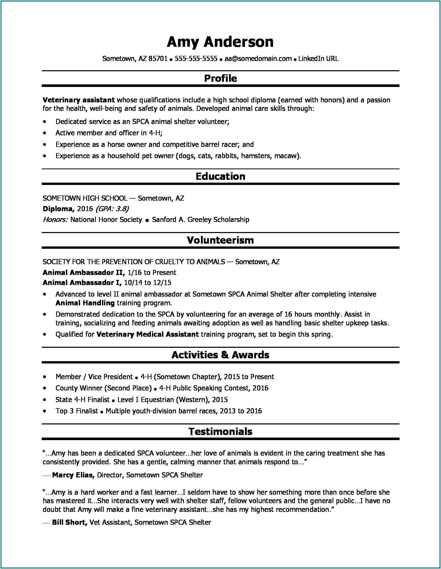 Online Resume Maker Free Download