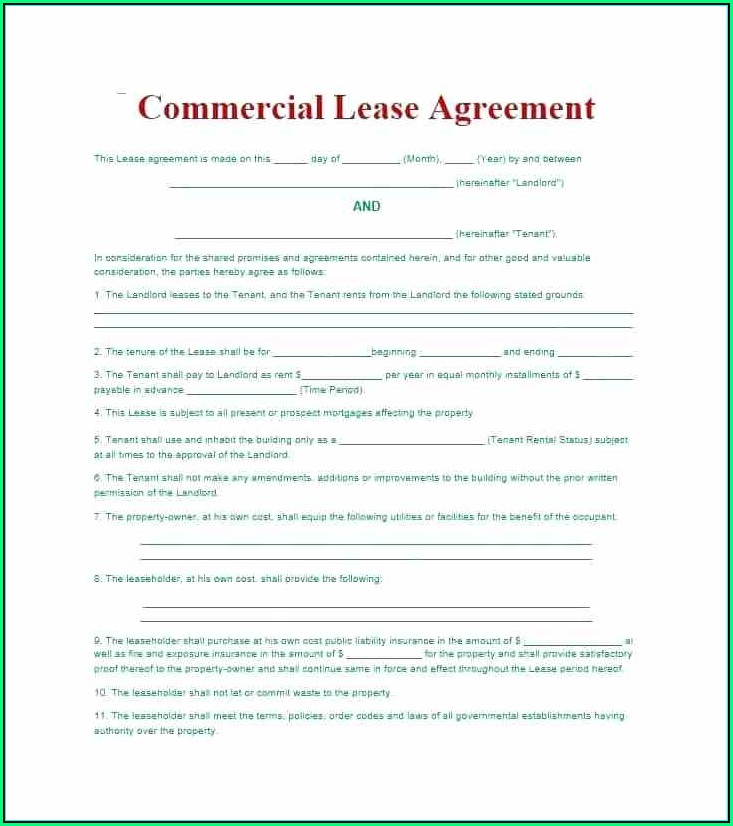 Owner Financing Mortgage Contract Template