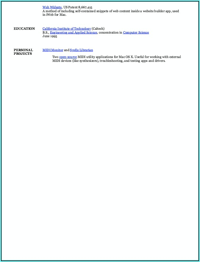 Quick Easy Free Resume Builder
