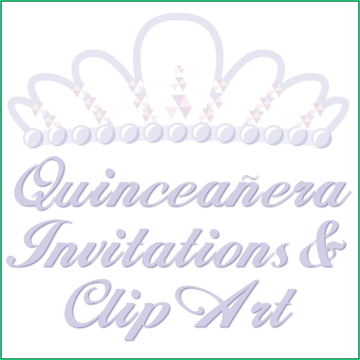 Quinceanera Invitations Templates