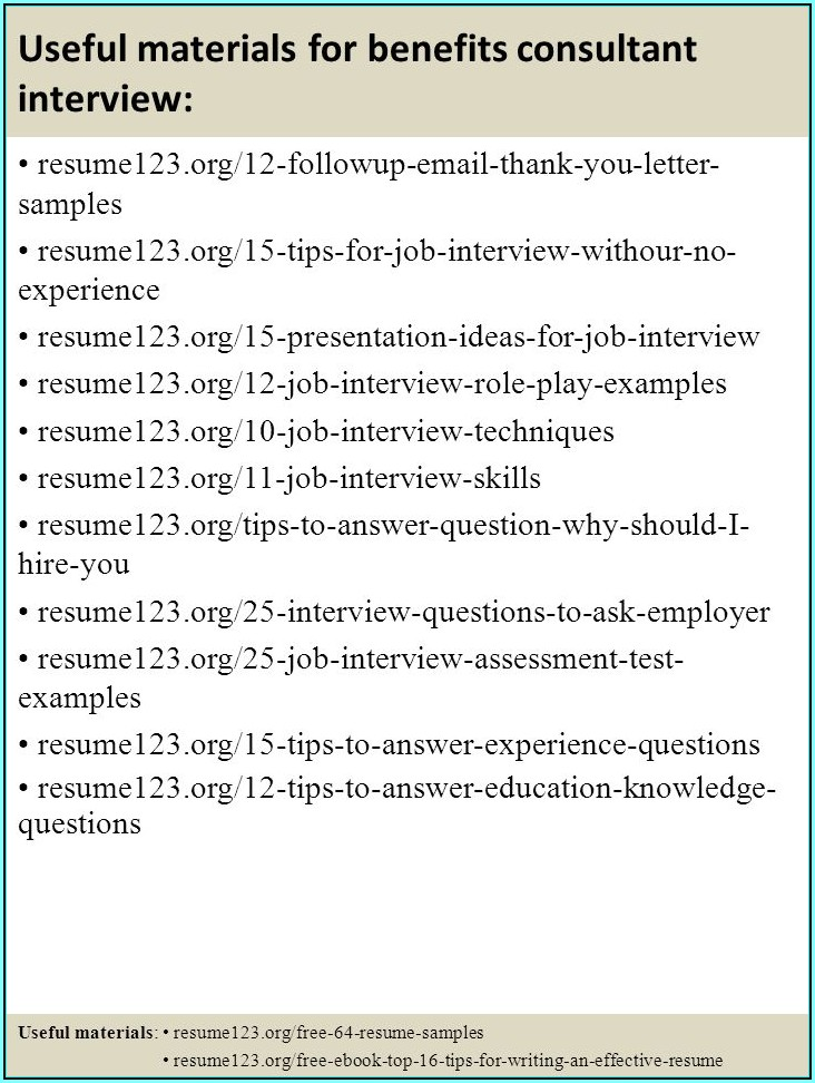 Resume 123.orgfree 64 Resume Samples