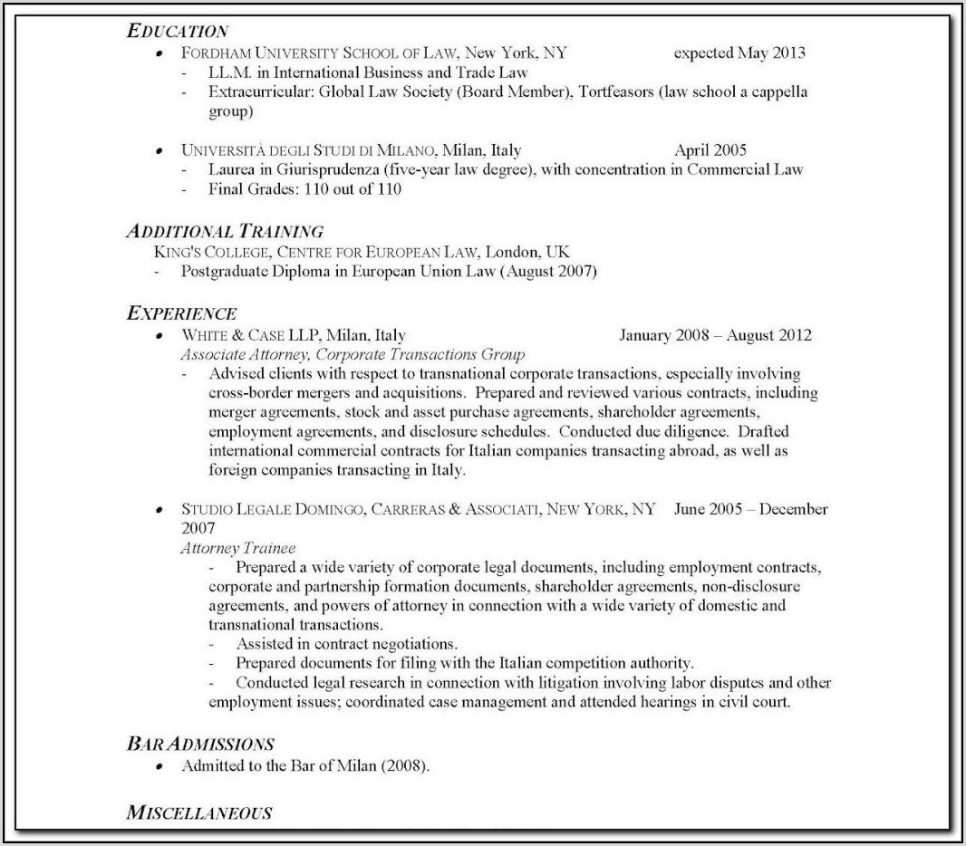 Resume Building Atlanta Ga