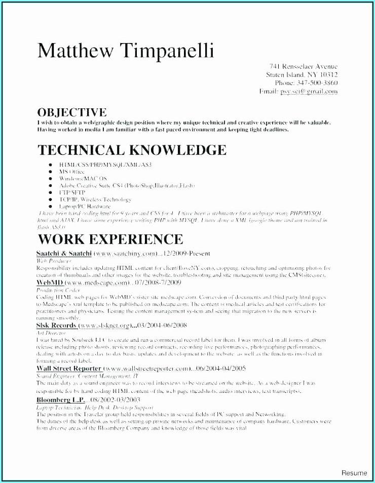 Resume For Medical Billing Manager