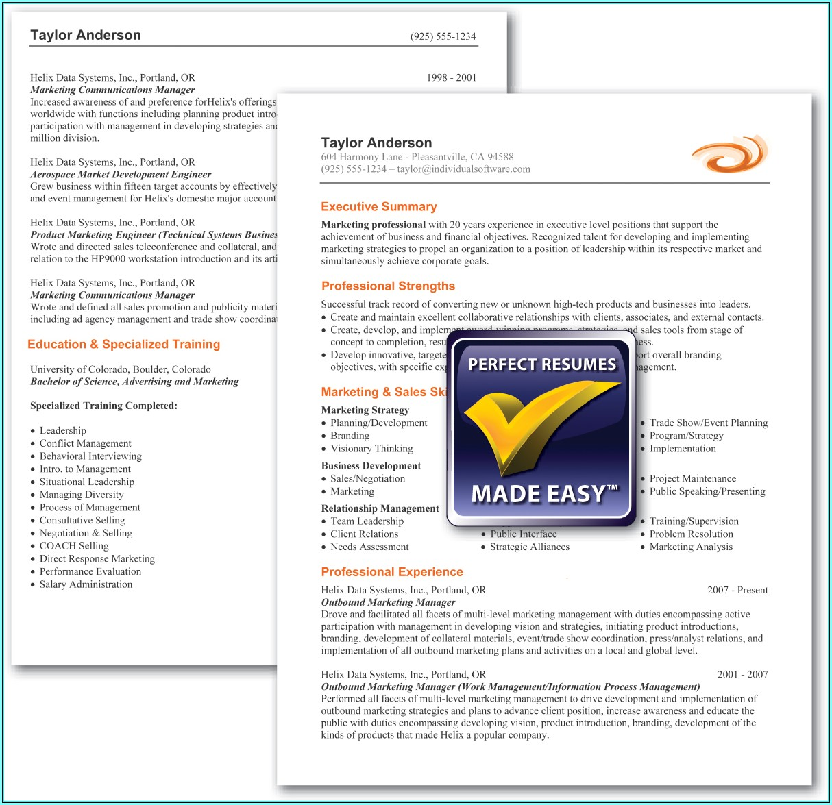 Resume Maker Professional Software Free Download