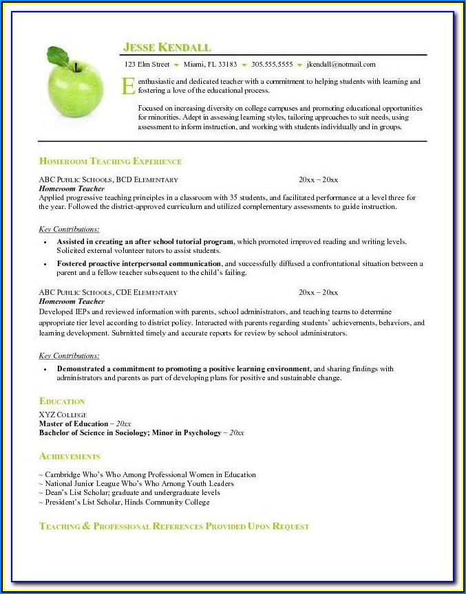 Resume Website Templates Free Download Html With Css