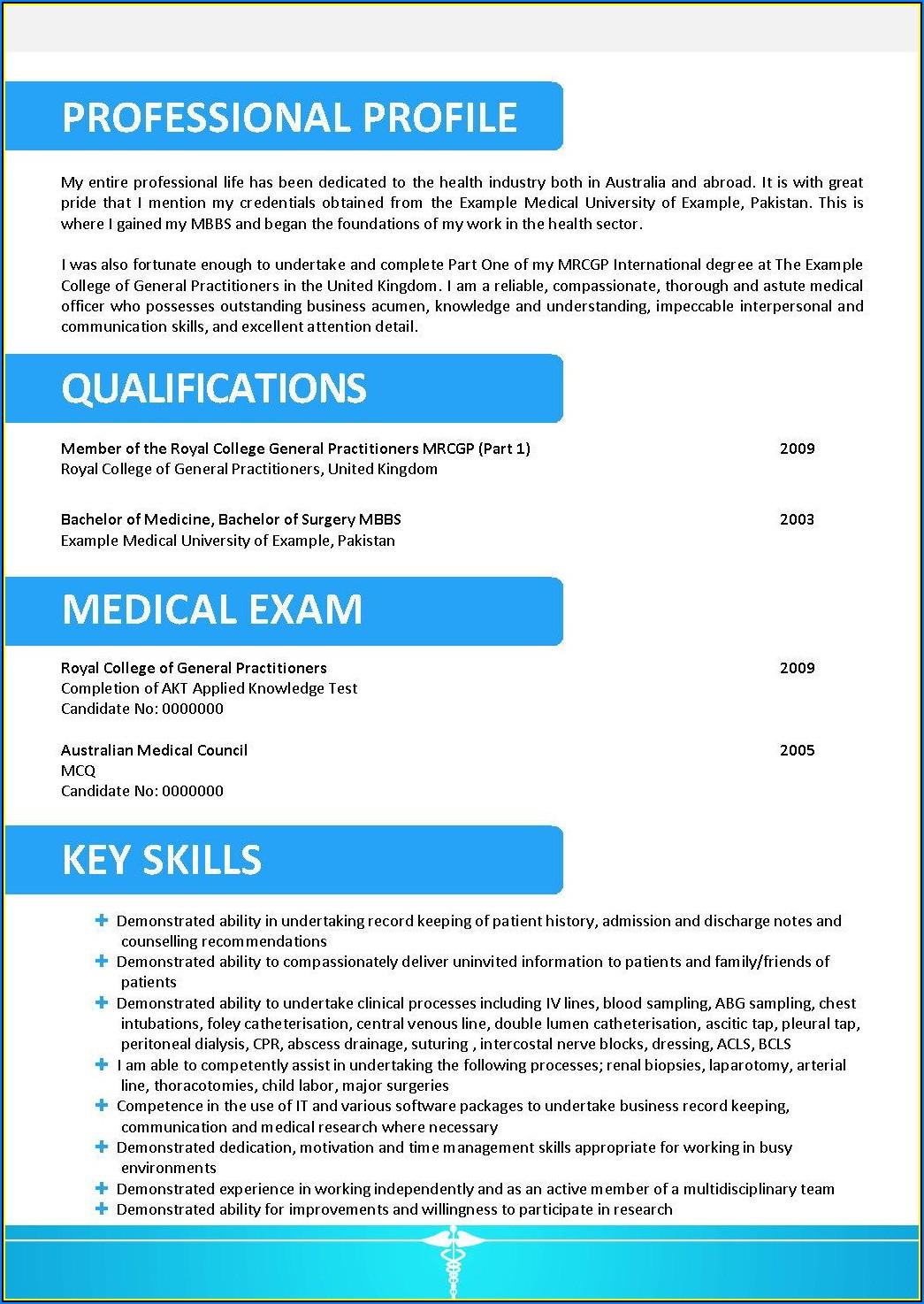 Resume Writing Courses Australia