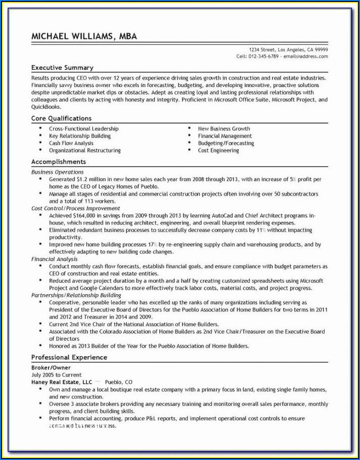 Resume Writing Nyc