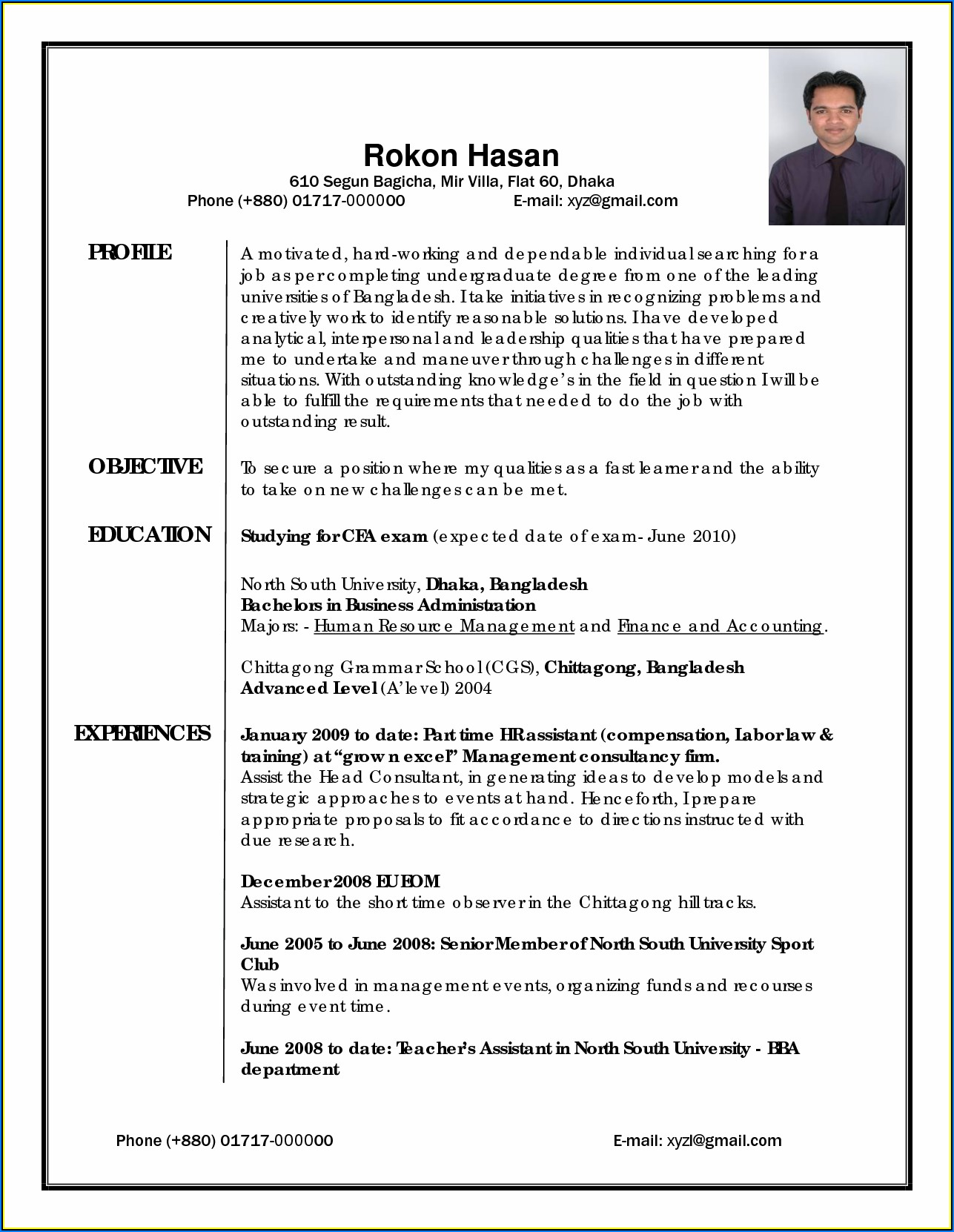 Resume Writing Professionals Near Me