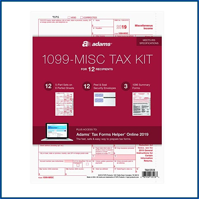 Tax Form Helper