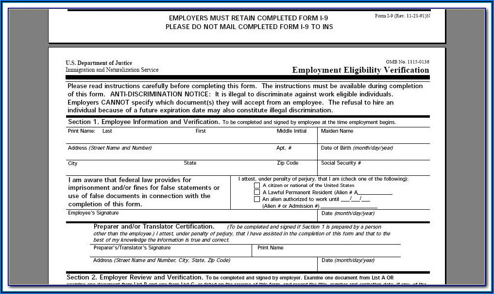 W2 Forms For Employees To Fill Out