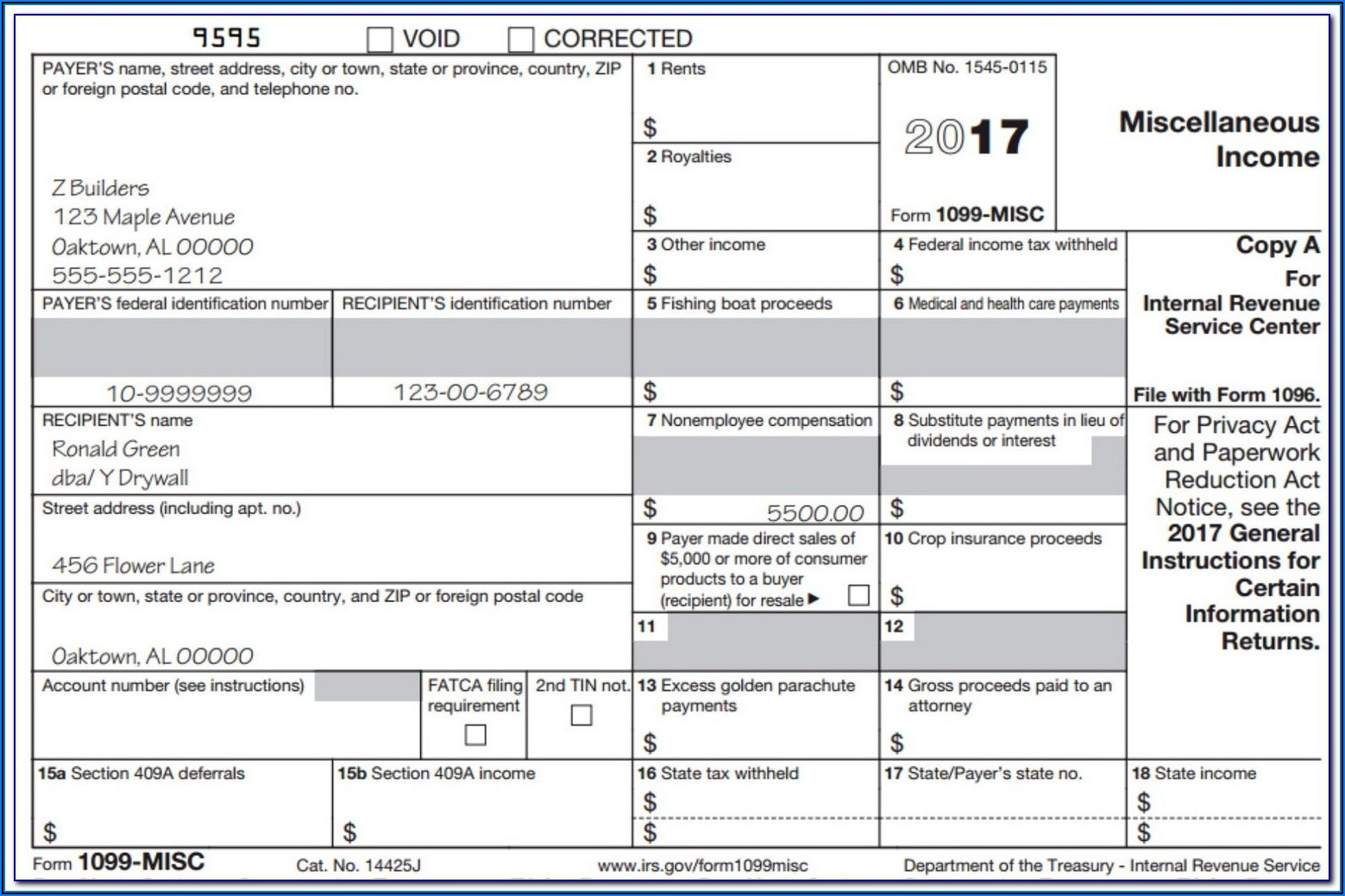 W2 Forms For Employees