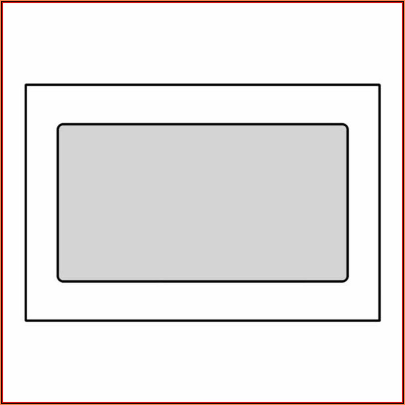 6x9 Window Envelope Template