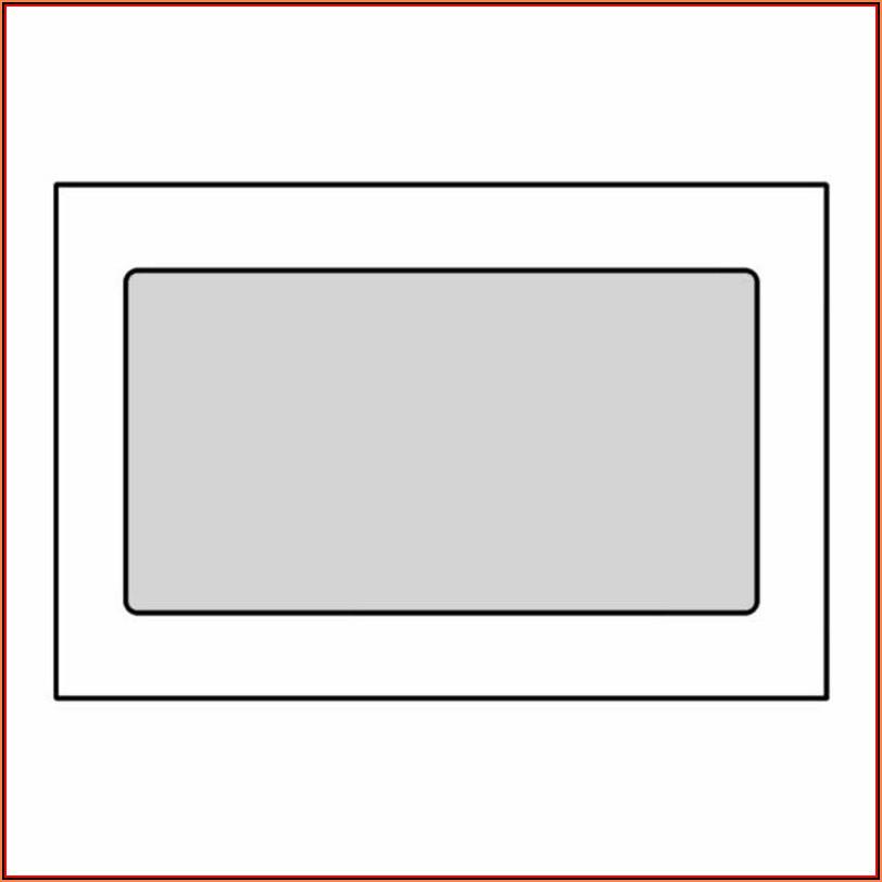 6x9 Window Envelope Template