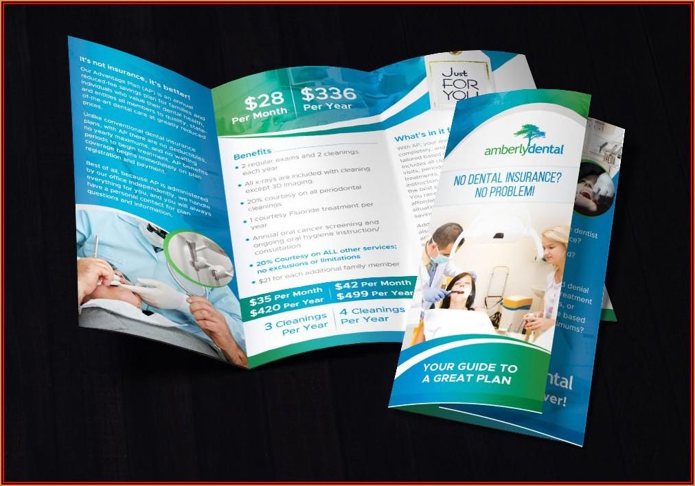 8.5 X 11 Tri Fold Brochure Template