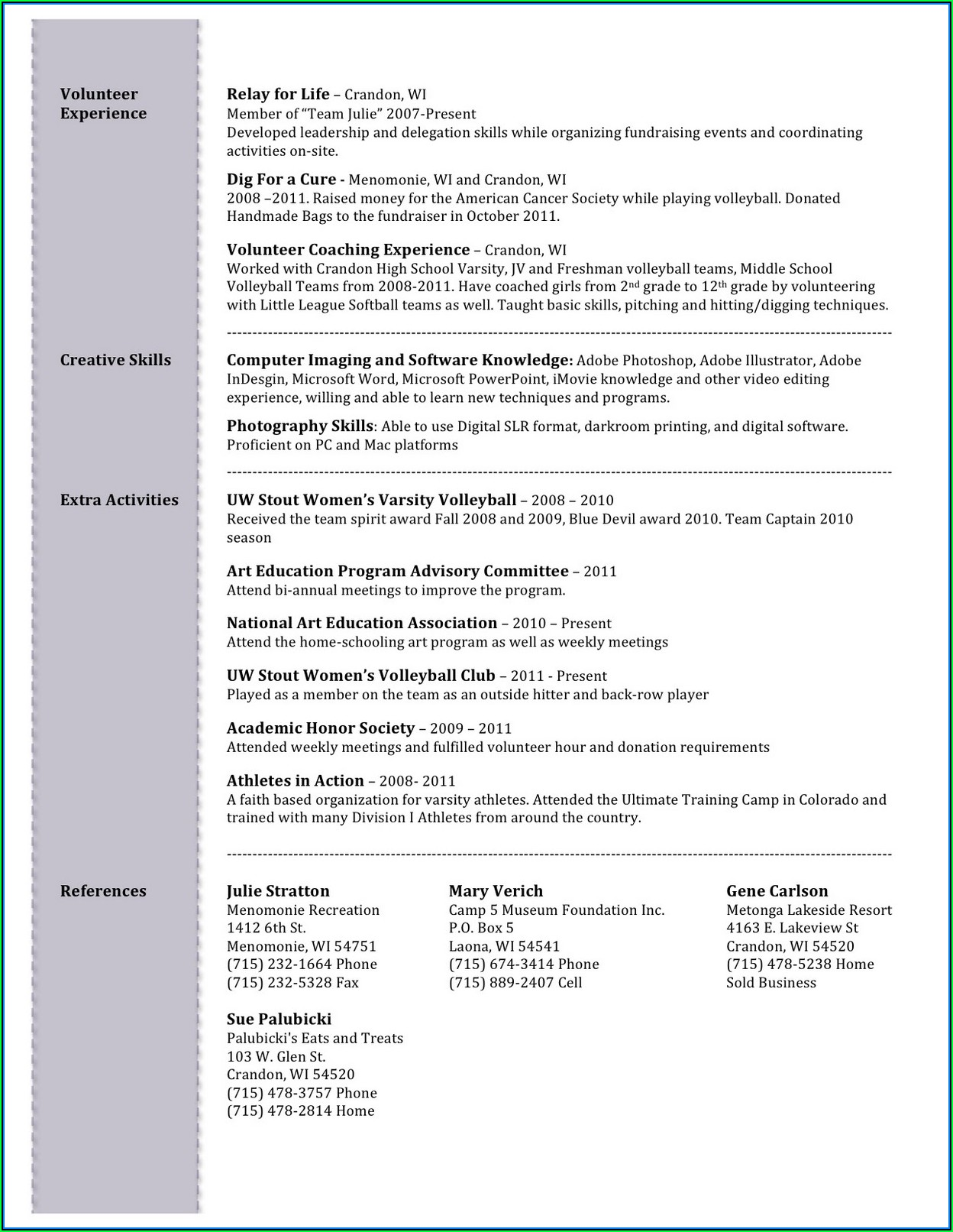 A Better Resume Service Lakeview