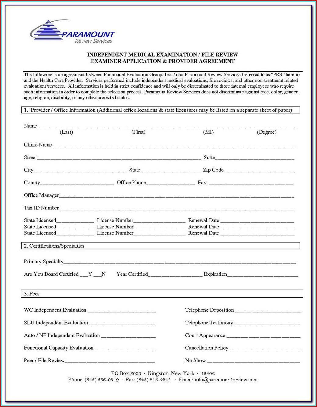 Aarp Medicare Prior Authorization Form
