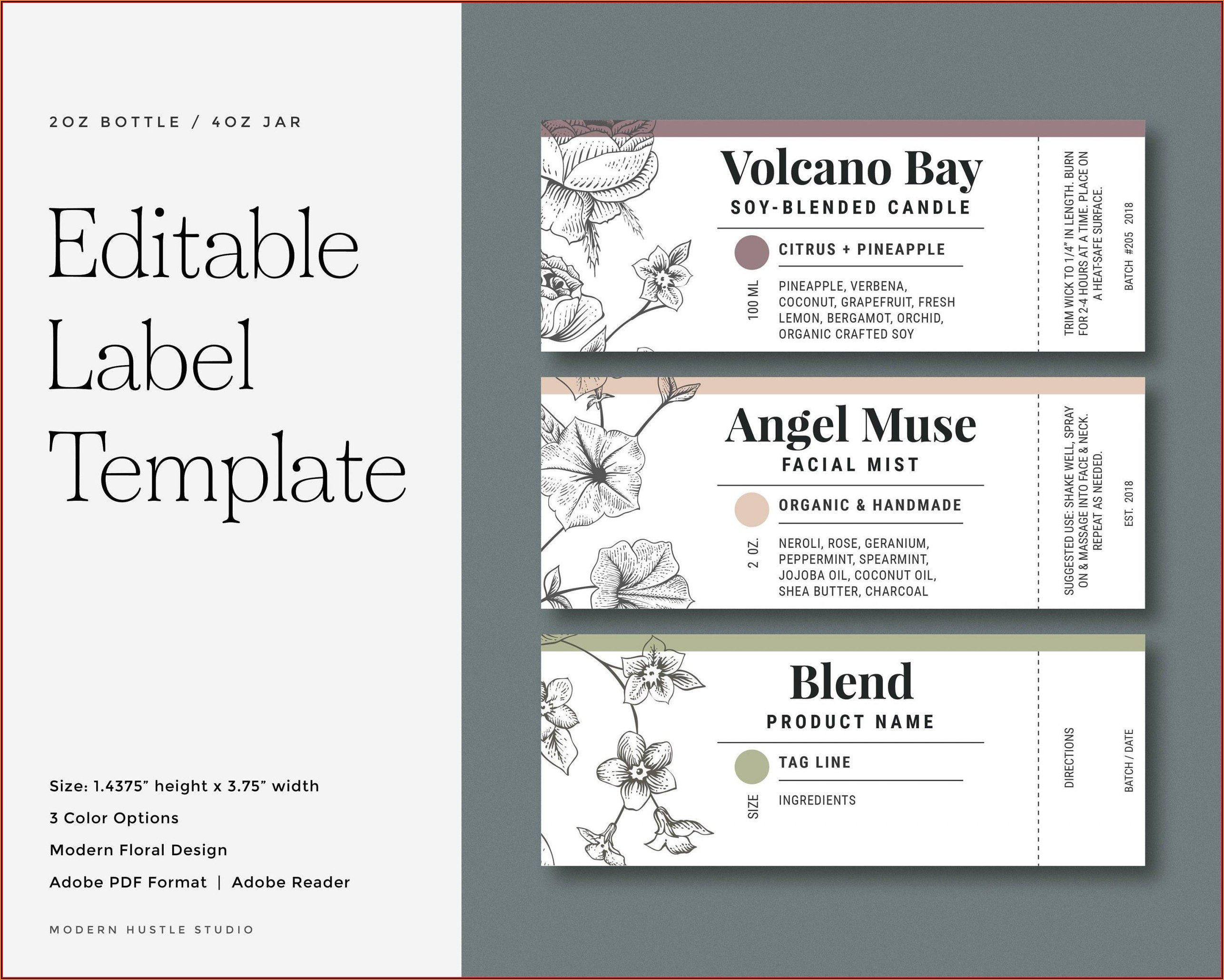 Avery Label Printing Templates