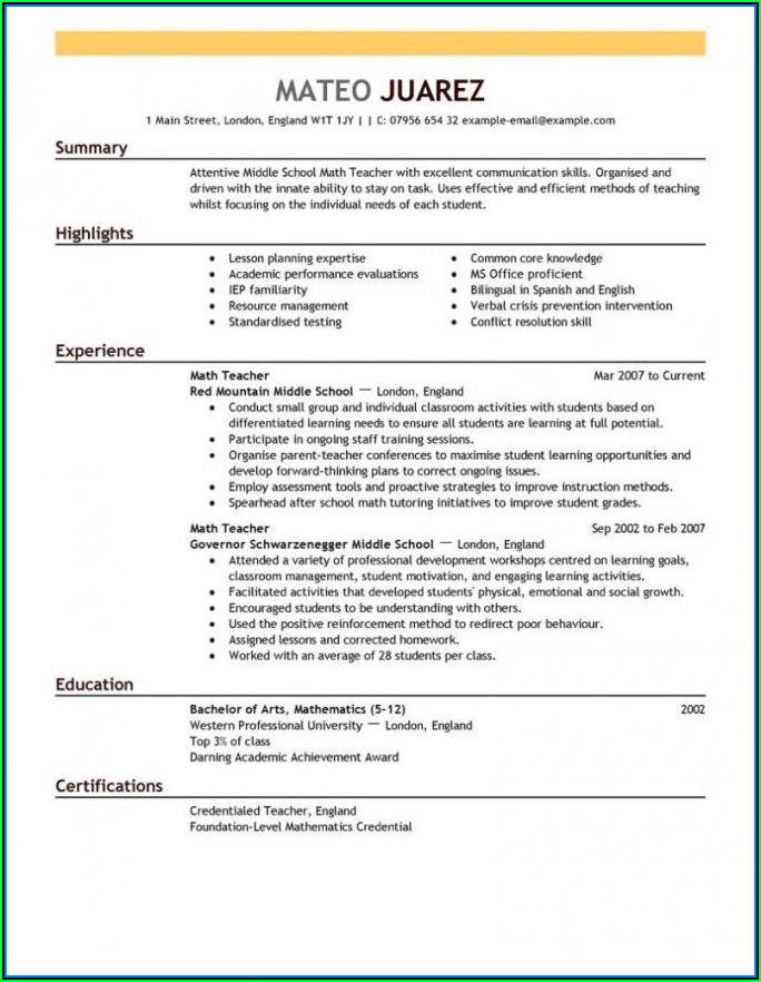 Best Free Resume Maker Reddit