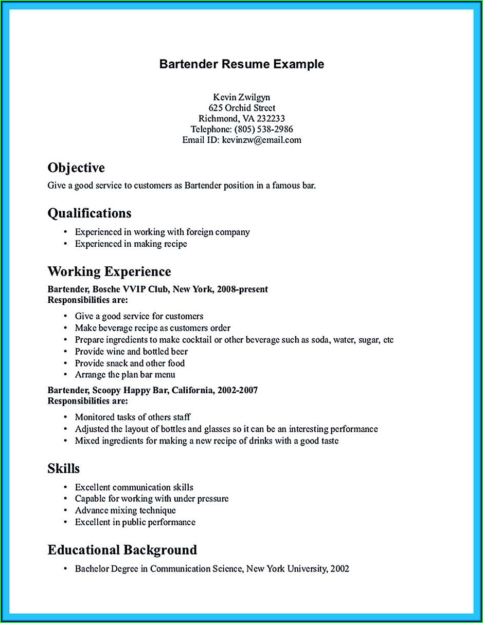 Best Free Resume Making Software