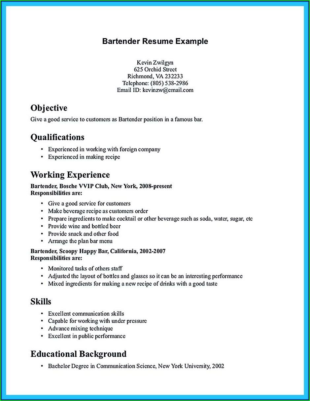 Best Free Resume Making Software