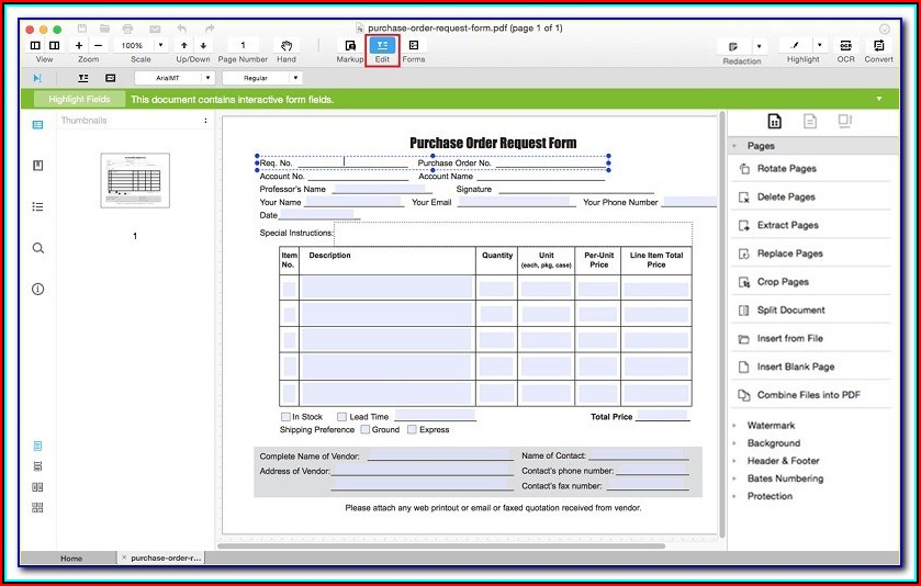 Best Software To Create Fillable Pdf Forms