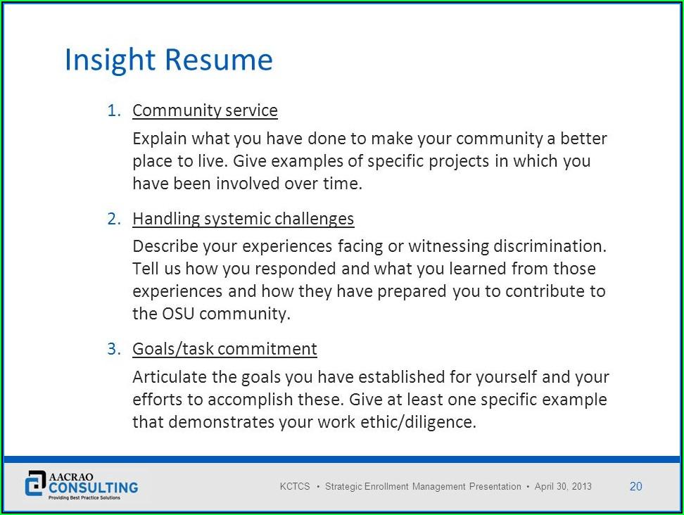 Better Resume Service Chicago